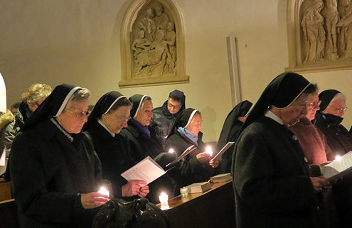 Ordensschwestern feierten Tag des geweihten Lebens